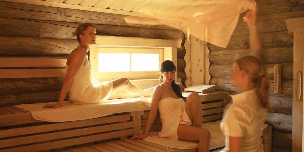 Sauna SPA Voshövel