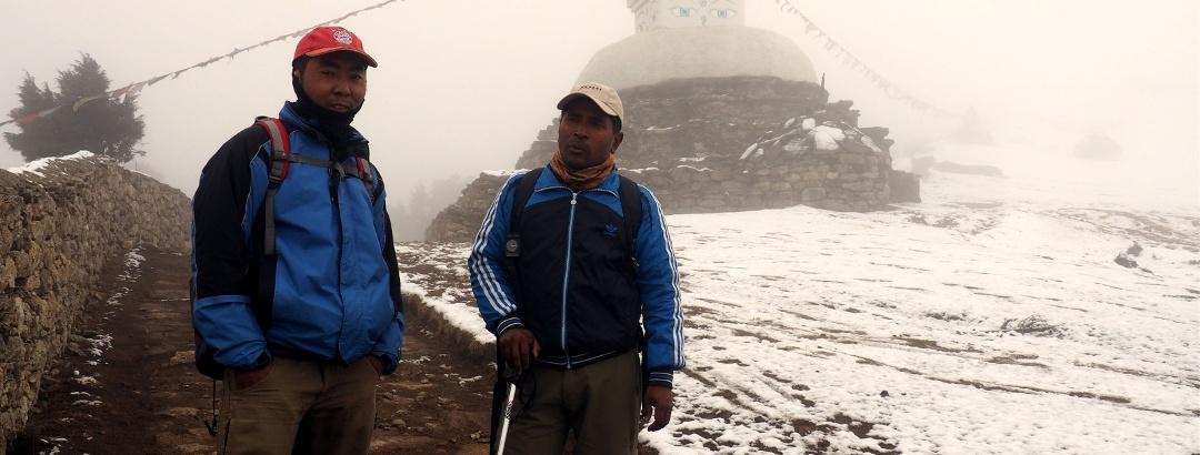 Stupa 3840m