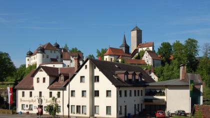 Das Schloss Unteraufseß