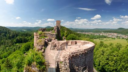 Ruine Alt-Dahn