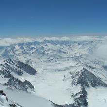Gipfelpanorama Großglockner