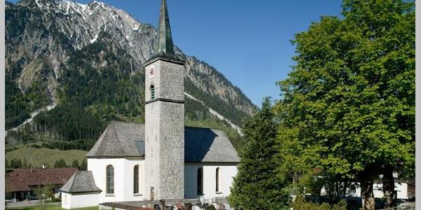 Pfarrkirche St. Antonius Hinterstein