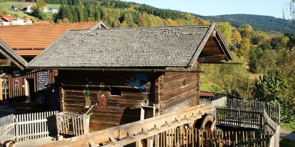 "Alte Mühle im Erlebnishof ""Alte Mühle"" im Kurpark St. Englmar"