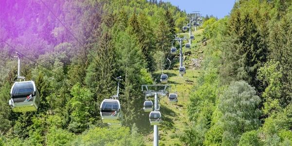 Hiking area Speikboden