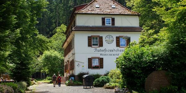 Naturfreundehaus Finsterbrunnental