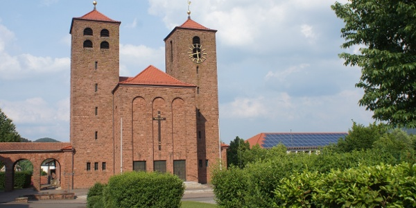 Christkönig-Kirche in Hauenstein