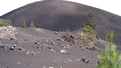 Der Vulcán Garachico