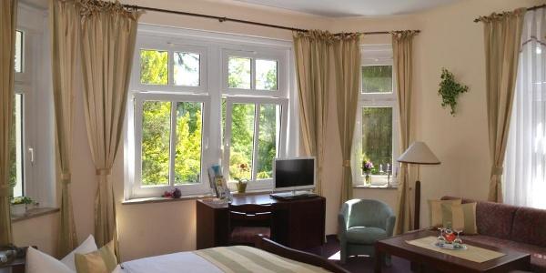 Zimmer im Parkhotel Helene