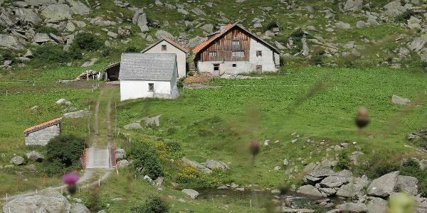 Hospiz Sogn Gagl am Lukmanierpass