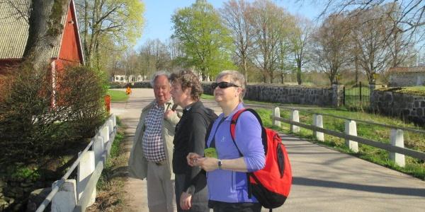 Pilgrimer rekar inför Eurando 2016