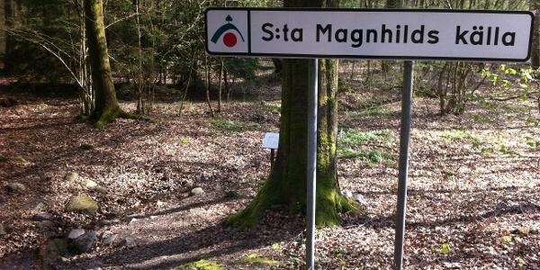Sankta Magnhilds källa