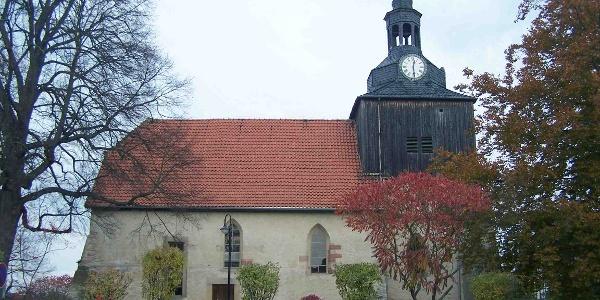 Dorfkirche Oberellen