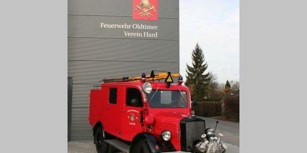 Museum des Feuerwehr-Oldtimer-Vereins Hard