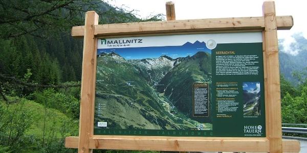 Infopoint Seebachtal