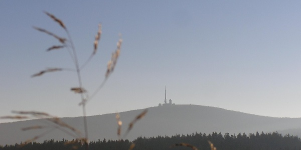 Der Brocken (1141m)