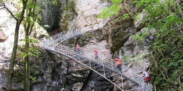 Erlebnissteig zur Ötscher-Tropfsteinhöhle