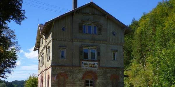 Bahnhof Fridingen (Donau)