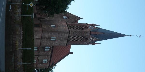 Evangelische Kirche Oberdielbach