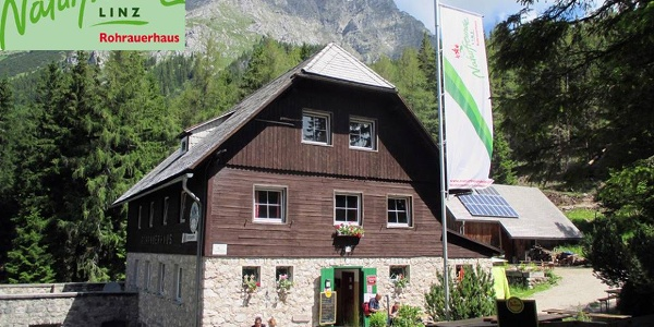 Rohrauerhaus © Naturfreunde Linz