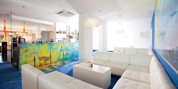 Flower-Lounge im Thermalhotel Leitner