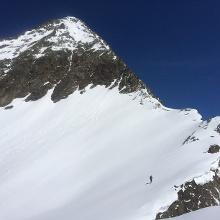 Glödis Gipfel & Ostgrat / Normalweg