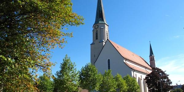 Kirche Freilassing