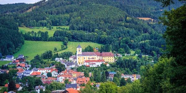 Kirchberg Zentrum