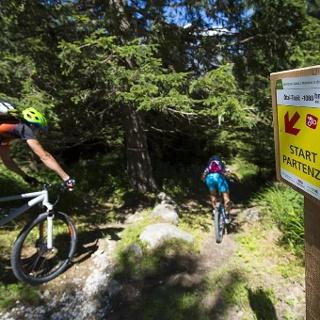 MTB Ötzi Trail - Naturno