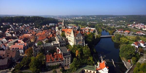 Stadtansicht Sigmaringen