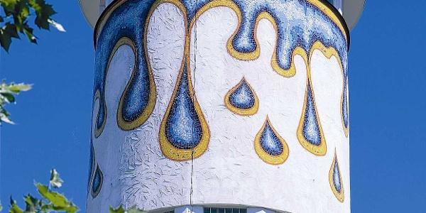 Plochingen: Wasserturm