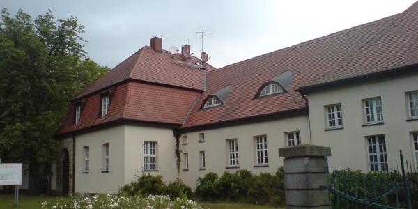Das Torhaus von Schloss Storkau