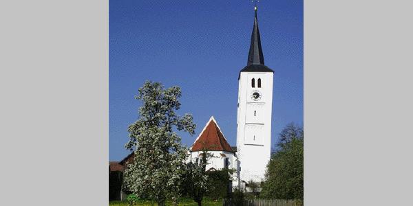 Pfarrkirche St. Stephan, Köngetried