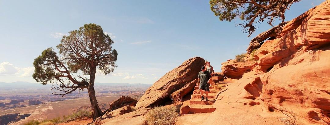 Der Grand-View-Point-Trail