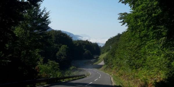 Road to Kulen Vakuf