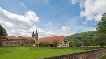 Klosteramlage Bursfelde