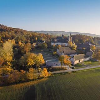 Abtei Marienmünster und Besucherzentrum FORUM