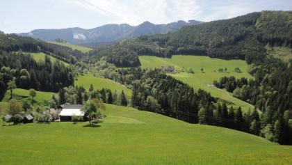 Auf Wandertour rund um den Schoberberg
