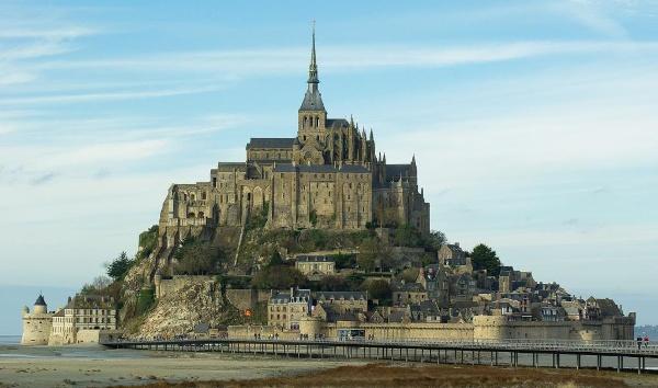 St Malo und Mont St. Michel