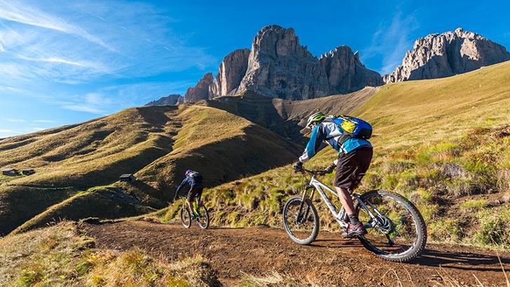 Trentino – der Spielplatz für Mountainbiker