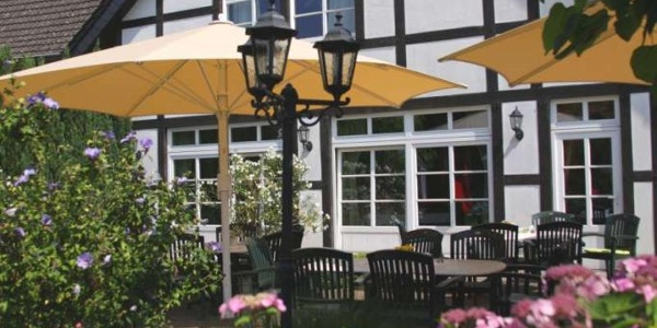 Biergarten am Café zur Linde