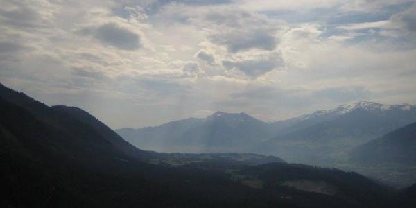 Blick Richtung Gnadenwald