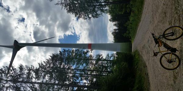 Windrad Unterlichtenberg