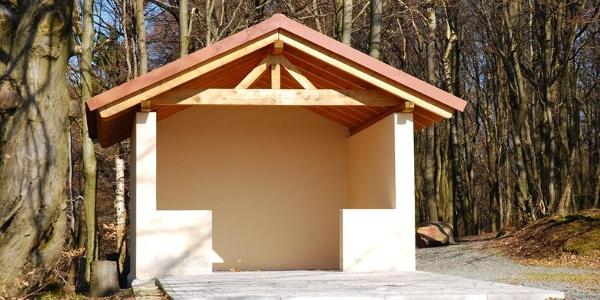 Schutzhütte am Hellerberg