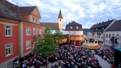 Müllheim Open Air Konzert