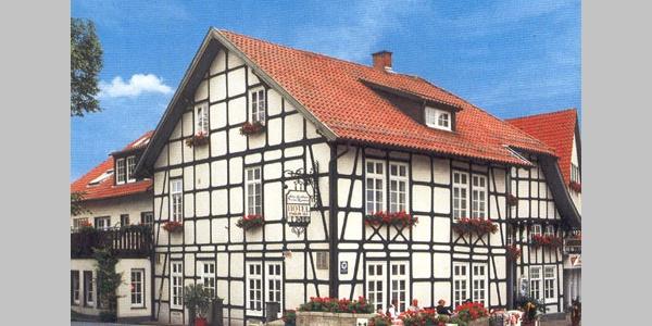 Außenansicht Altes Gasthaus Fischer-Eymann