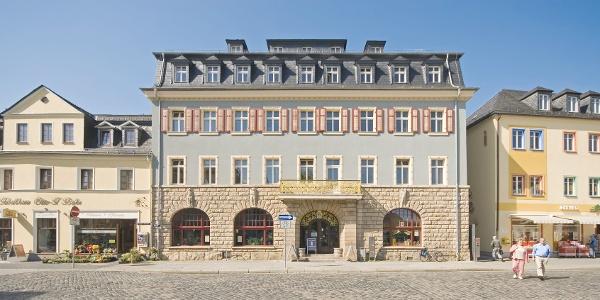 Bürgerhaus Roter Hirsch