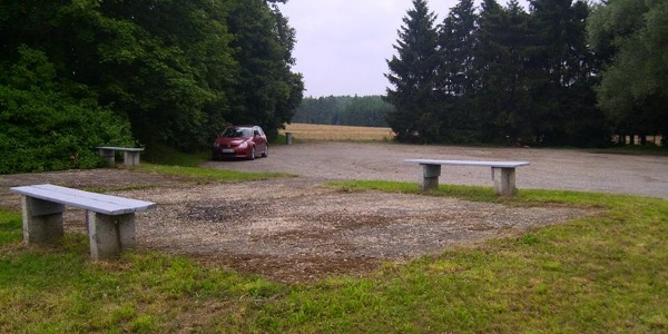 Wanderparkplatz Quingenberg