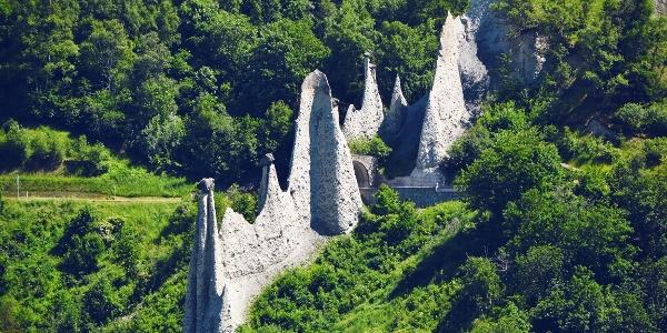 Piramidi di Euseigne