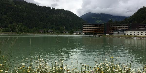 Rodunder Seen mit Blick auf das Hochjoch