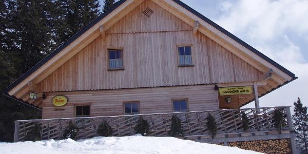 Koralpe - Godingerhütte